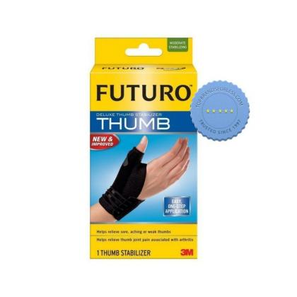 Buy Futuro Deluxe Thumb Stabilizer Black L- XL