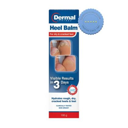 Buy Dermal Therapy Heel Balm 100g -