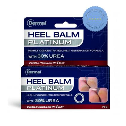Buy Dermal Therapy Platinum Heel 75g