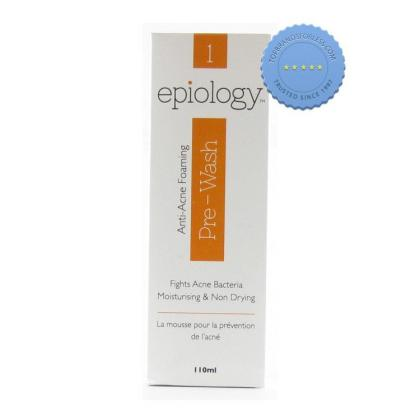 Buy Epiology Anti Acne Foaming Pre Wash 110ml -