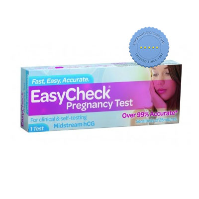 Buy Easy Check Pregnancy Test 1 Test - Prompt Dispatch