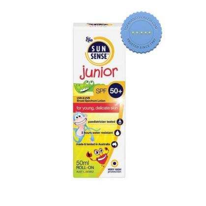 Ego Sunsense Junior SPF 50 Roll On 50ml
