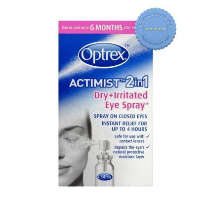 Buy Optrex Actimist 2in1 Eye Spray for Dry and Irritated Eyes 10ml -