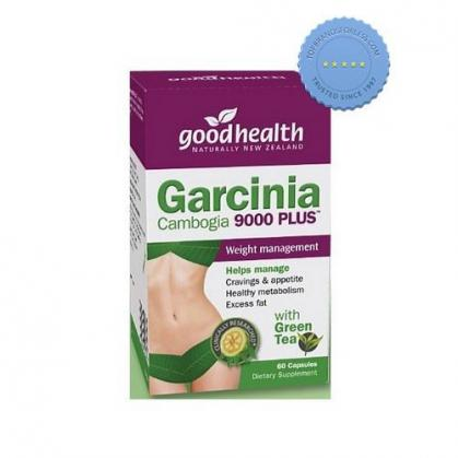 Buy Good Health Garcinia Cambogia 9000Plus 60 Capsules