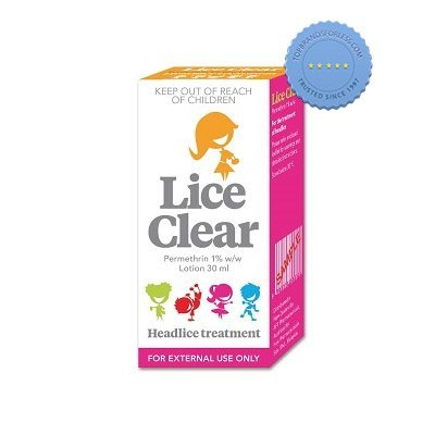 Buy lice clear lotion 30ml - Prompt Dispatch
