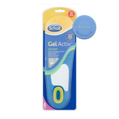Buy Scholl Gel Activ Sport Insoles for Women - Prompt Dispatch