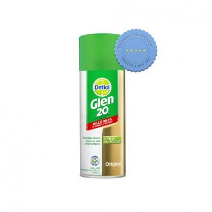 Buy Dettol Glen 20 Disinfectant Spray Original - Prompt Dispatch