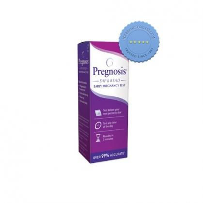 Buy Pregnosis In Stream Early Pregnancy Test 1 Test - Prompt Dispatch