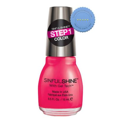 Buy Sinfulshine Gel Polish All the Rage - Prompt Dispatch