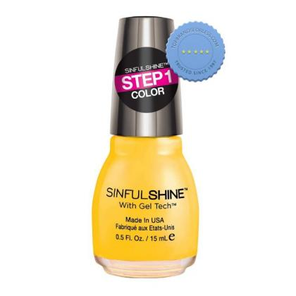 Buy sinfulshine nail polish banana appeal - Prompt Dispatch