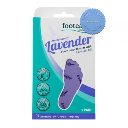 Buy Footcare Insoles Lavender 1 Pair - Prompt Dispatch