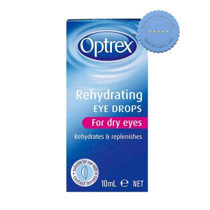 Buy Optrex Rehydrating Eye Drops 10ml - Prompt Dispatch