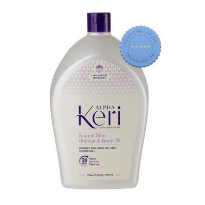 Buy Alpha Keri Supple Skin Shower & Body Oil 1 Litre