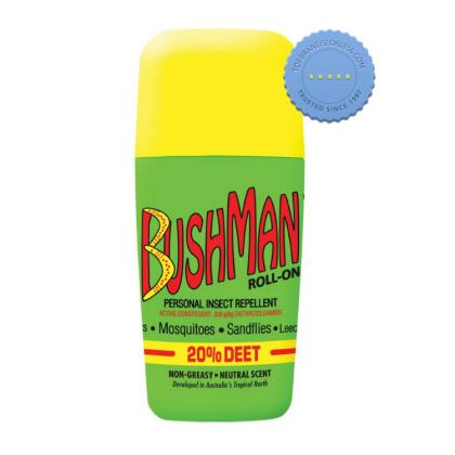 Buy Bushman Roll On 20% Deet 65g - Prompt Dispatch
