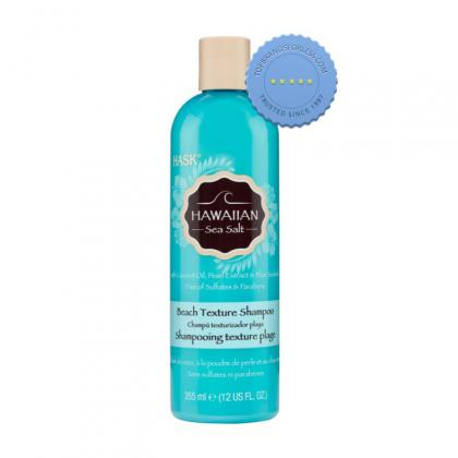 Buy hask hawaiian sea salt shampoo 350ml - Prompt Dispatch