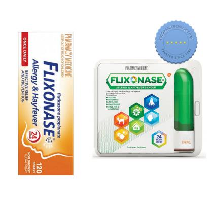 Buy Flixonase Nasal Spray 120 Doses - Prompt Dispatch