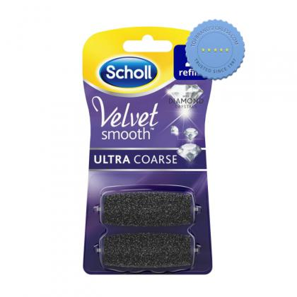 Buy Scholl Velvet Ultra Refill Ultra Coarse - Prompt Dispatch