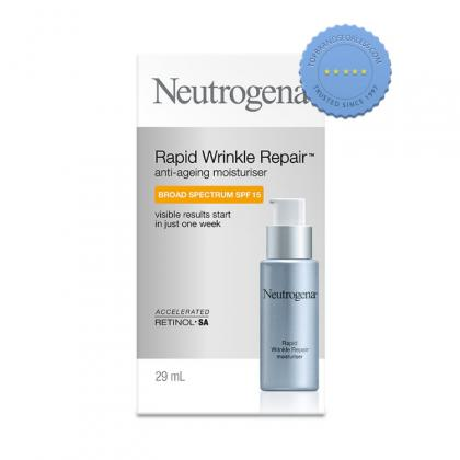 Neutrogena Rapid Wrinkle Repair Anti-Ageing Moisturiser SPF15 29ml