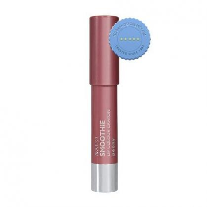Buy Natio Smoothie Lip Colour Crayon Peony online - Ships Fast