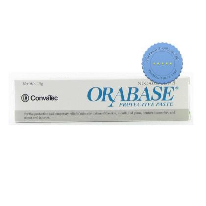Buy Orabase Oral Paste 15gm