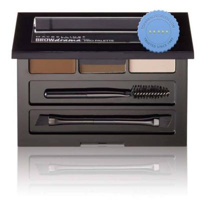 Buy Maybelline Brow Drama Pro Palette Deep Brown