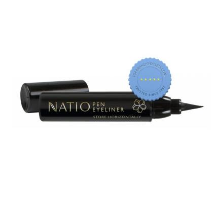 Buy natio pen eyeliner black - Prompt Dispatch