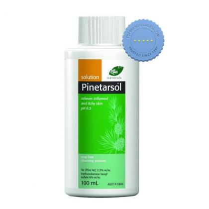 Buy Pinetarsol Solution 100ml