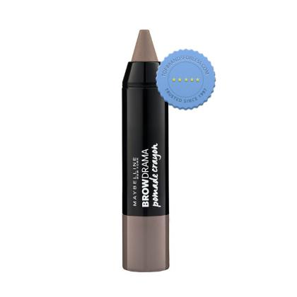Buy Maybelline Brow Drama Pomade Crayon Medium Brown - Prompt Dispatch