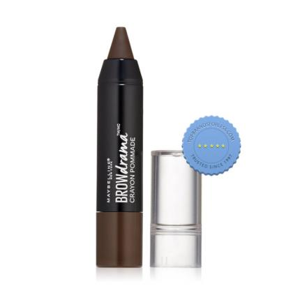 Buy Maybelline Brow Drama Pomade Crayon Dark Brown - Prompt Dispatch