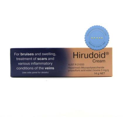 Buy Hirudoid Cream 14g International Shipping | Top Brands For Less