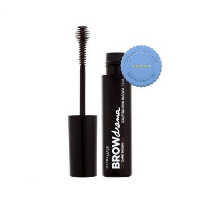 Buy maybelline browdrama dark brown sculpting brow mascara -