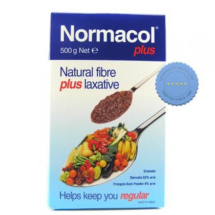 Buy normacol grans plus 500gm -