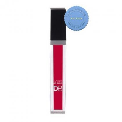 Buy designer brands colour rich lavish lip crimson red