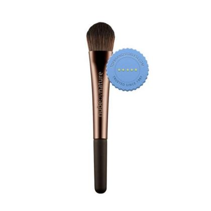 Buy Nude by Nature Liquid Foundation Brush 02