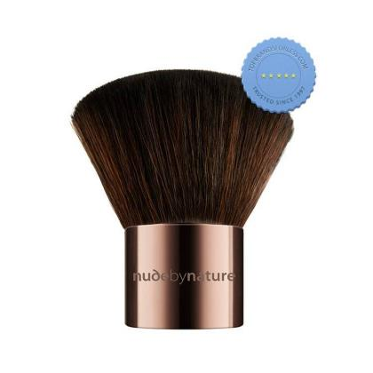 Buy Nude by Nature Angled Kabuki Brush 07