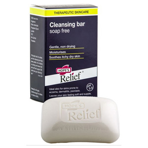Buy hopes relief cleansing bar 110g -