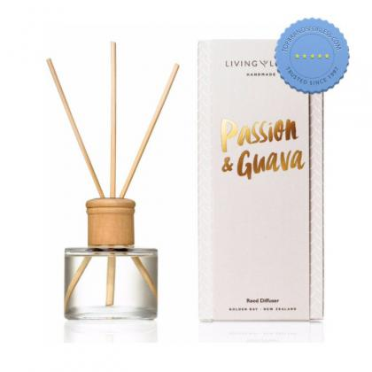 Buy Living Light Dream Diffuser Passion and Guava 120ml - Prompt Dispatch