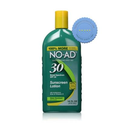 Buy No-Ad SPF 30 Sunblock Lotion 475ml