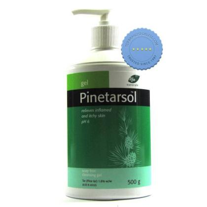 Buy Pinetarsol Gel Pump 500g -