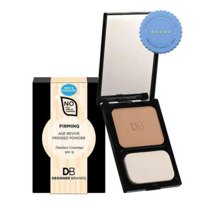 Buy designer brand firming age revive pressed powder true beige 712