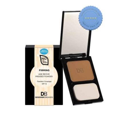 Buy designer brand firming age revive pressed powder warm honey 714