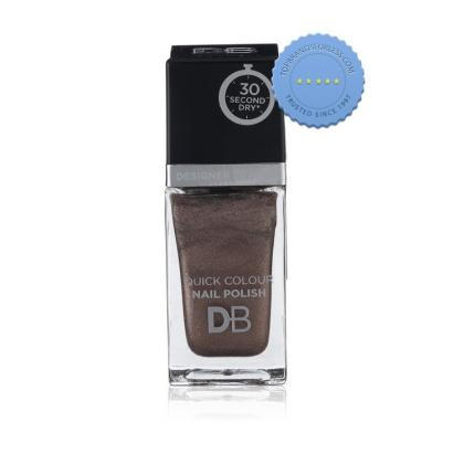 Buy Designer Brands Quick Colour Nail Polish 573 Perfect Pewter