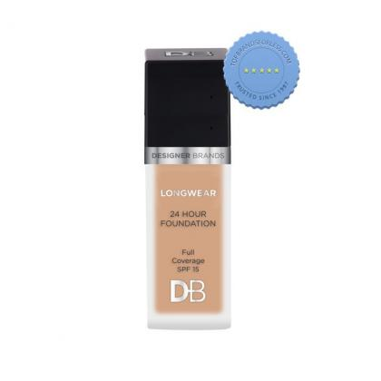 Buy Designer Brands Longwear Foundation Warm Honey online - Ships Fast
