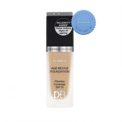 Buy Designer Brands Firming Age Foundation Warm Honey online -