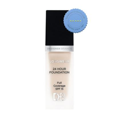 Designer Brands Longwear Foundation Porcelain Ivory