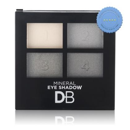 Buy Designer Brands Eye Shadow Quad Green Moss