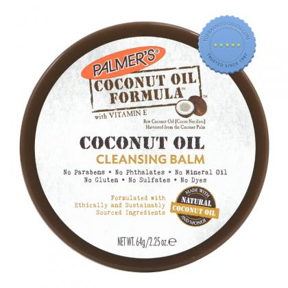 Buy Palmers Coconut Oil Formula Cleansing Balm 64g - Prompt Dispatch
