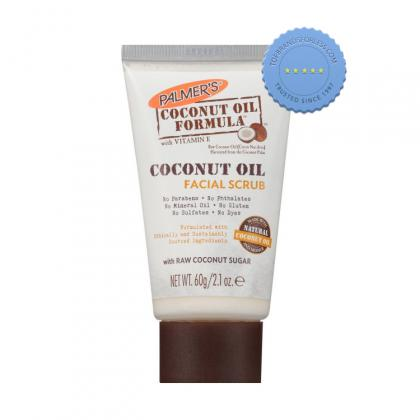 Buy Palmers Coconut Oil Formula Coconut Oil Facial Scrub 60g -