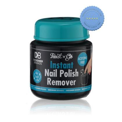Buy Designer Brands Twist and Go Nail Polish Remover Acetone Free