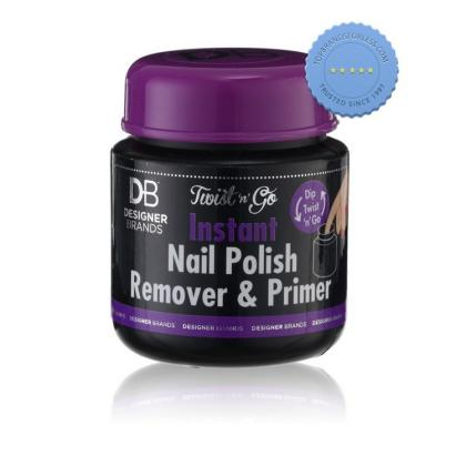 Buy Designer Brands Twist and Go Nail Polish Remover and Primer